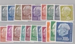 SARRE :  Série 361 à 410 Neuf XX  Cote 70,00 € - 1957-59 Fédération