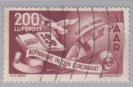 SARRE :  PA 13  (o)  Cote 350,00 € - Poste Aérienne