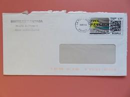 Montimbrenligne - Yves Passaga Immo - Ecopli Max 50 G - 0,77 € - Sur Enveloppe - 24.09.2013 - Postmark Collection (Covers)