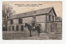 NONANT LE PIN -CHEVAL  DAPILE PAR SALAM ET NADYPILE GAGNANTE DU GRAND PRIX DE VINCENNES 1929 - 61 - Altri Comuni