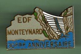 EDF *** MONTEYNARD *** EDF-02 - EDF GDF