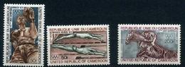 Kamerun MiNr. 700-02 Postfrisch MNH Olympiade 1972 (Oly259 - Kamerun (1960-...)