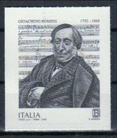 Italien 'Gioachino Rossini' / Italy 'Gioachino Rossini' **/MNH 2018 - Musik