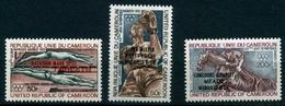 Kamerun MiNr. 712-14 Postfrisch MNH Olympiade 1972 (Oly260 - Kamerun (1960-...)