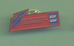 EDF - GDF *** LYON METROPOLE *** EDF-02 - EDF GDF