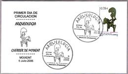 GUERRER DE MOIXENT. SPD/FDC Moixent 2006 - Archéologie