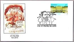 100 Años Muerte JOSEF BAYER - 100 Años Ballet DIE PUPEENFEE. St. Polten 2013 - Música