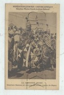 Niger : Guerriers Djermas Ou Zarmas Epédition Citroên Centre Afrique En 1930 (animé) PF - Niger