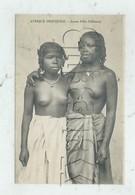 Madagascar : GP De Jeunes Filles Zafimaniry Seins Nus  En 1910 (animé) PF - Madagascar