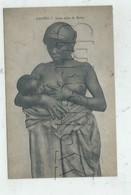 Guinée : GP De Jeune Fille Benty Allaitement Seins Nus En 1910 (animé) PF - French Guinea