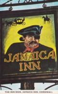 JAMAICA INN  SIGN. - England