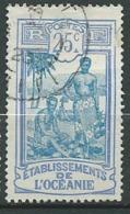 Oc Eanie - Yvert N° 28 Oblitéré     - Ai 27419 - Oceanía (1892-1958)