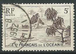 Oc Eanie - Yvert N° 195 Oblitéré     - Ai 27420 - Oceanía (1892-1958)