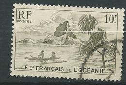 Oc Eanie - Yvert N° 197 Oblitéré     - Ai 27421 - Océanie (Établissement De L') (1892-1958)