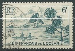 Oc Eanie - Yvert N° 196 Oblitéré     - Ai 27423 - Océanie (Établissement De L') (1892-1958)