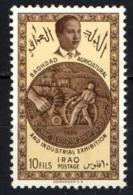 IRAQ - 1957 - FIERA AGRICOLA ED INDUSTRIALE A BAGDAD -  MH - Iraq