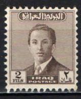 IRAQ - 1954 - EFFIGIE DEL RE FAISAL II -  MNH - Iraq