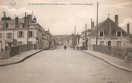 Saint Amand Montrond - Le Pont De La Coterelle - Saint-Amand-Montrond