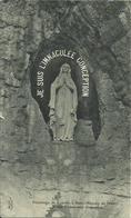 CPA De SAINT MANSUY DE NANCY - Pélerinage De Lourdes - Je Suis L'Immaculée Conception. - Other Municipalities