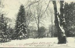 CPA De VILLERS LES NANCY - Le Parc Du Château. - France