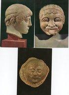 ATHENES MUSEE DE ACROPOLE- - Sculture