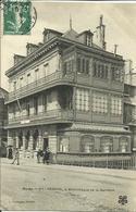 CPA De VERDUN - La Bibliothèque De La Garnison. - Verdun