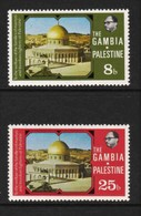 Gambia - Scott #375-76 MH - Gambie (1965-...)