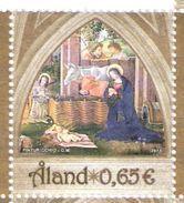 Aland 2013 Christmas - Birth Of Christ  Mi  384 MNH(**) - Ålandinseln