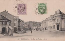 BACCARAT - Baccarat