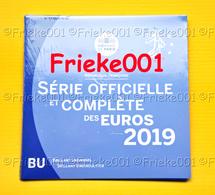 Frankrijk - France - Officiële BU Set 2019. - France