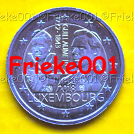 Luxemburg - Luxembourg - 2 Euro 2018 Comm.(Willem 1) - Luxembourg