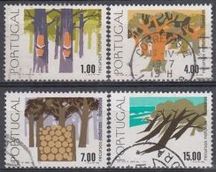 PORTUGAL 1965 Nº 968/70 USADO - Used Stamps