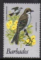 BARBADOS - 1979 2c KINGBIRD DEFINITIVE WMK W14 MNH ** SG 623 - Barbades (1966-...)