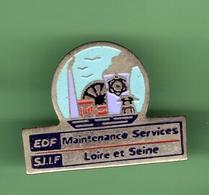 EDF *** SJIF MAINTENANCE SERVICES LOIRE ET SEINE *** EDF-03 - EDF GDF