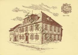 """Bayreuth - Gasthof """"""""""""""""zum Edlen Hirschen """""""""""""""" [AA22-1190 - Bayreuth"""