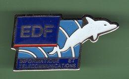 EDF - GDF *** INFORMATIQUE ET TELECOMMUNICATIONS *** EDF-03 - EDF GDF