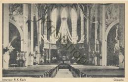 Groenlo - Interieur R.K. Kerk (vouw) [AA22-1529 - Groenlo