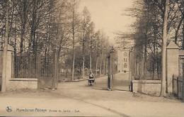 Maredsous / Denée / Anhée - Abbaye - Entrée Du Jardin - Sud - Belle Carte - *51* - Anhée