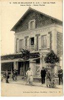 91  PARC DE BEAUSEJOUR CAFE DES TILLEULS AVENUE MARTHE  -  MAISON POURSAC - France
