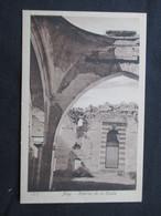 CP SYRIE (V08) ALEP ( 2 Vues) Interior De La Castle 173 - Syria