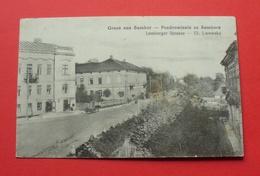 Sambir (Sambor) - 1915 - Ukraine --- Ukraina --- 207 - Ukraine