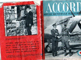 TRACT  39/45 - ACCORD D' OCTOBRE 1943 - Documenti Storici