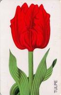 TARJETA TELEFONICA DE ALEMANIA. Blumen 5 - Die Tulpe 2, PD 1.99 (155) - Flores