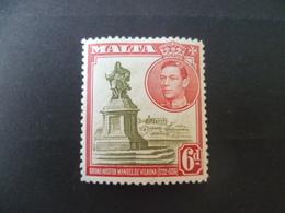 MALTE N° 186   NEUF *   Charniere - Malta