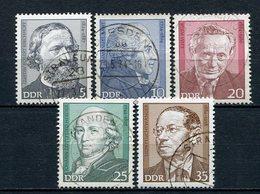 DDR Nr.1941/5            O  Used       (21584) ( Jahr: 1974 ) - DDR