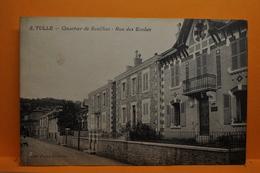 Tulle - Quartier De Souilhac - Rue Des écoles - Tulle