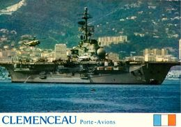 Le Porte Avion Clémenceau - Guerre