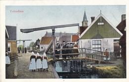 Volendam, Folklore, Lokale Klederdracht (pk53095) - Volendam
