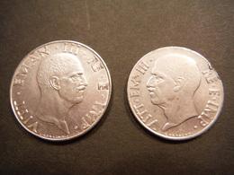 P2   50 Et 20 Centi - 1941 (XIX) Et 1940 (XVIII) - 1861-1946 : Royaume