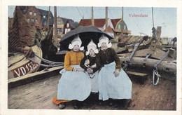 Volendam, Folklore, Lokale Klederdracht (pk53098) - Volendam
